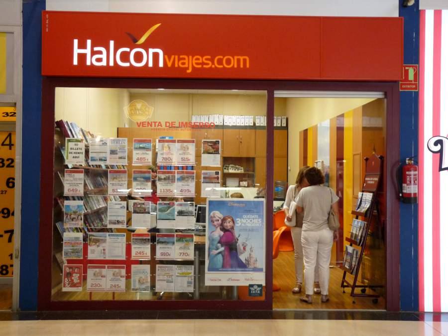 Halcon viajes agencia de viajes el osito - Oficinas viajes halcon ...