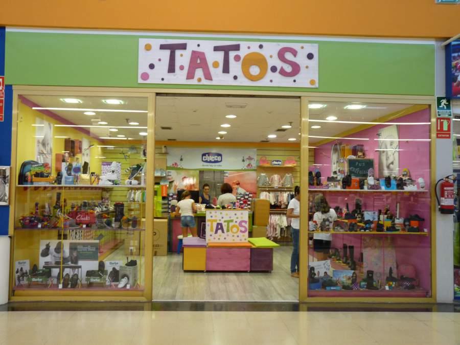 Tatos calzado infantil el osito for Zapateria infantil